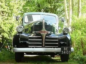 Dodge pick-up uit 1942
